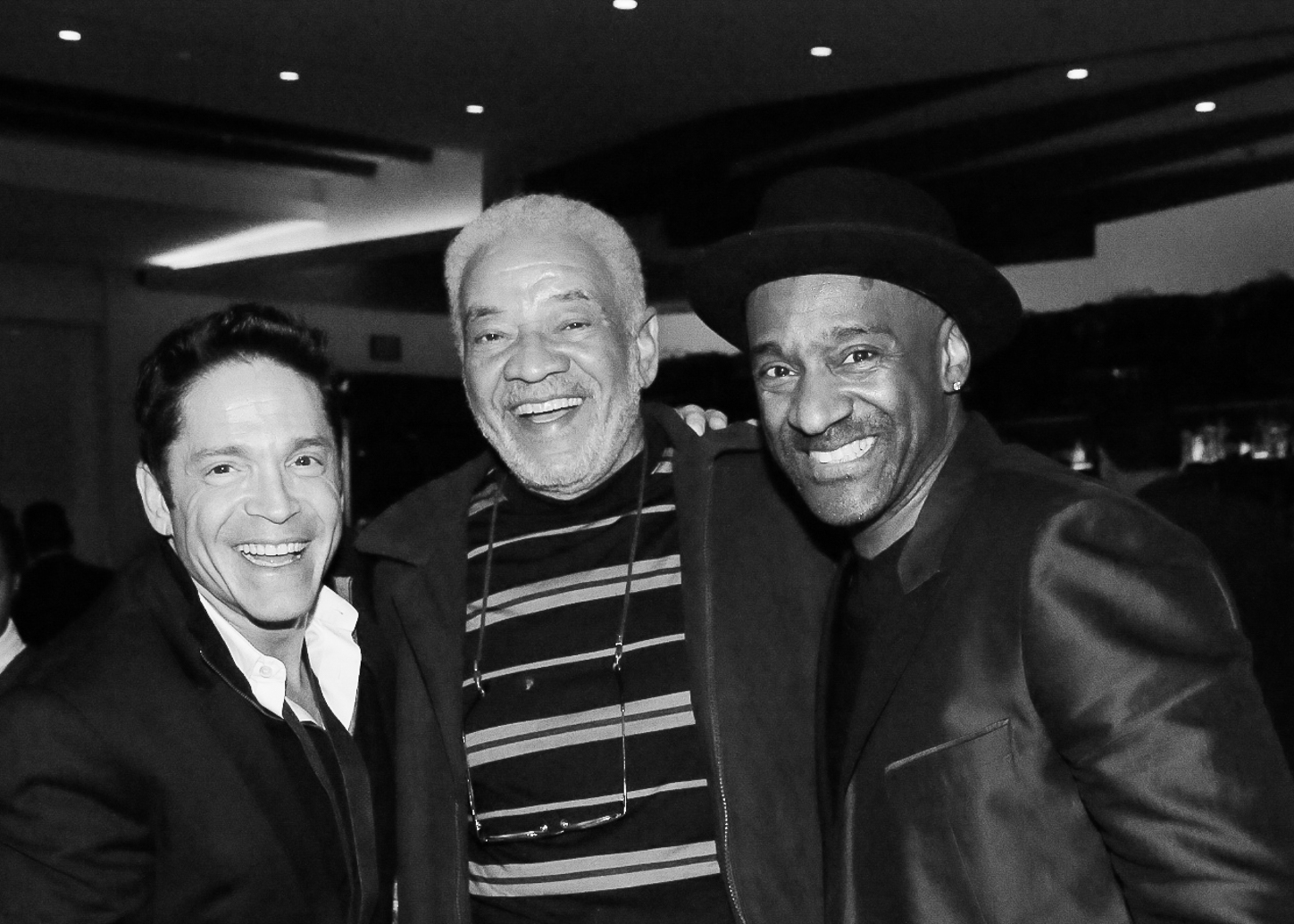 Dave Koz, Bill Withers, Marcus Miller