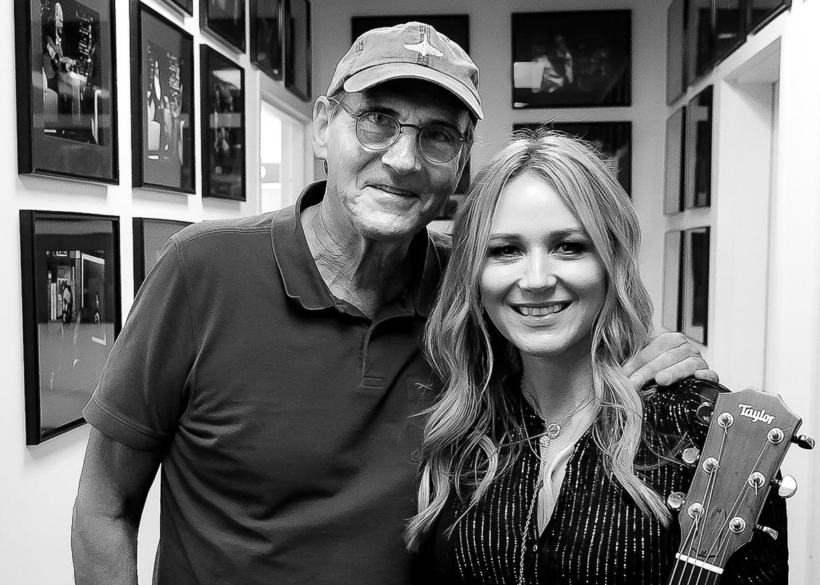 James Taylor & Jewel / jvephoto.com